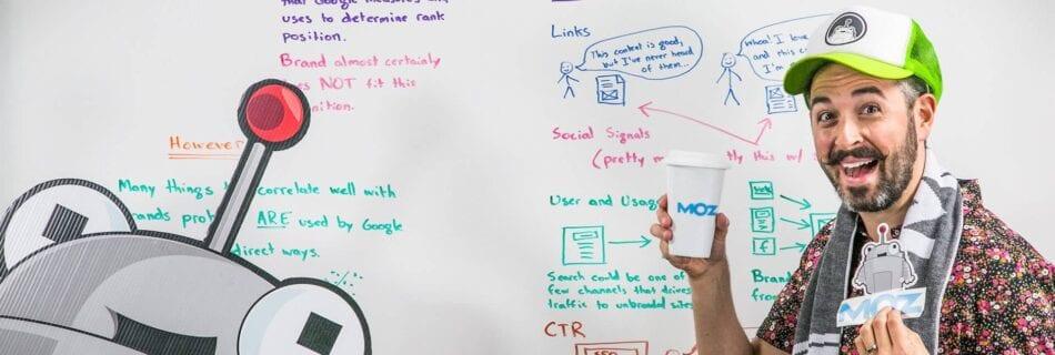 Google Brand Ranking Factors