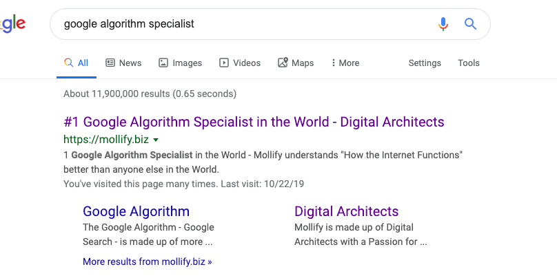 1-Google-Algrothm-Specialist-in-the-World