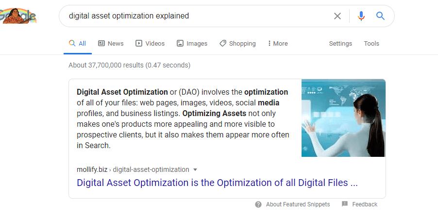 Digital-Asset-Optimization